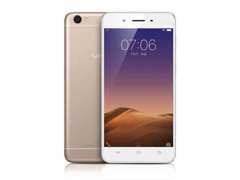 Vivo Y 55 vivo y55l is the company s new budget smartphone in india