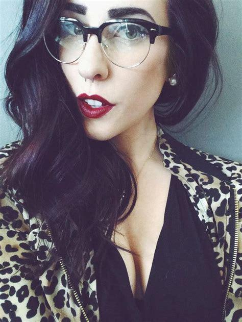 imagenes hipster mujeres y con lentes hipster lentes piercing y quiero