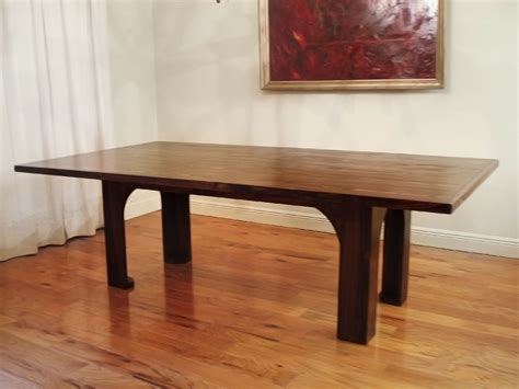 Cypress Dining Table Crafted Reclaimed Wood Quot Poydras Quot Conference Dining Table Cypress By Joseph Cataldie