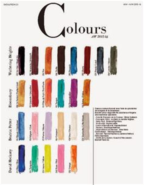 patternbank aw15 aw15 16 trends and colours on pinterest fashion trends