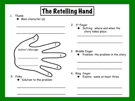 retell new year story 15 graphic organizers for teachers images teaching