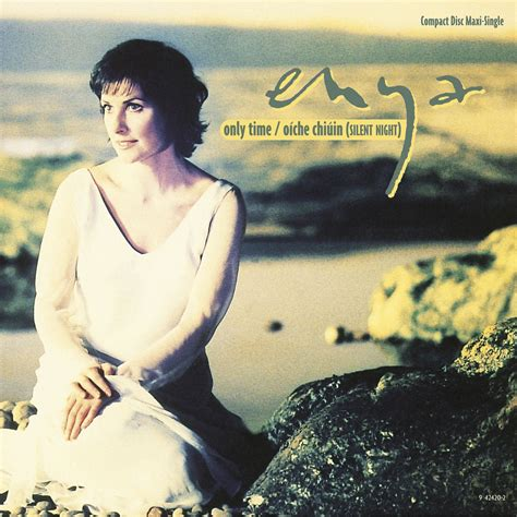 enya only time only time of enya in video on jukebox