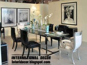 Dining Room Ideas 2013 by Modern Luxury Italian Dining Room Furniture Ideas