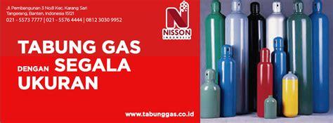 Tabung Gas Helium 13 Liter Murah pt nisson indonesia jual tabung oksigen baru tabung gas tabung alat medis dengan harga murah