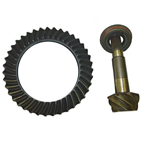 Jeep Wrangler Unlimited Gear Ratio Omix Ada 16513 75 Omix Ada 4 89 Ratio Ring Pinion For