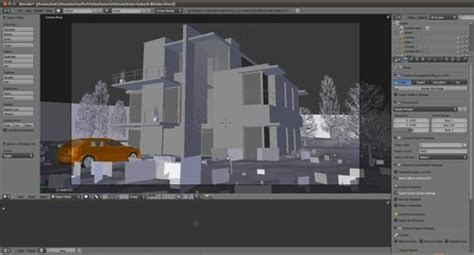 blender 3d tutorial architecture architectural render archives blender 3d architect