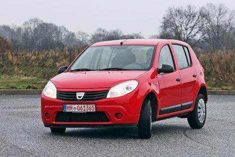 Sitzbez Ge Auto Dacia Sandero by Dacia Duster Logan Sandero Gebrauchtwagen Test