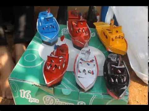 Mainan Anak Tradisional Otok Otok Unik Etnik indonesia banget mainan anak perahu otok otok
