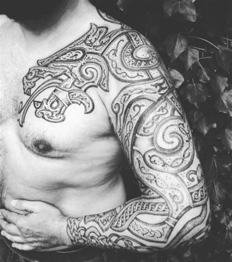 nordic tribal tattoos 80 traditional viking tattoos designs ideas 2018