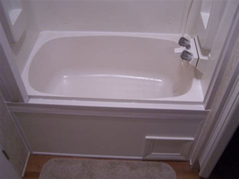 bathtub for rv replacement tub fiberglass or abs outback