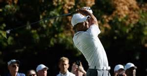 tigers new swing gola a healthy tiger woods shows off his new swing ny