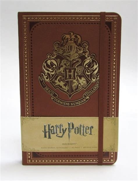 harry potter hogwarts ruled notebook books booktopia harry potter hogwarts journal hardcover ruled