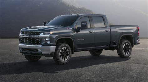 2020 Chevy 2500hd Duramax by 2020 Chevy Silverado 2500hd High Country More Bling Less