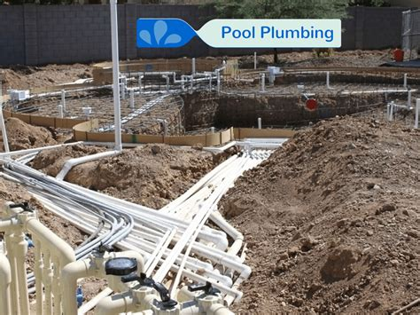 Poo Plumbing pool plumbing swimming pool plumbing