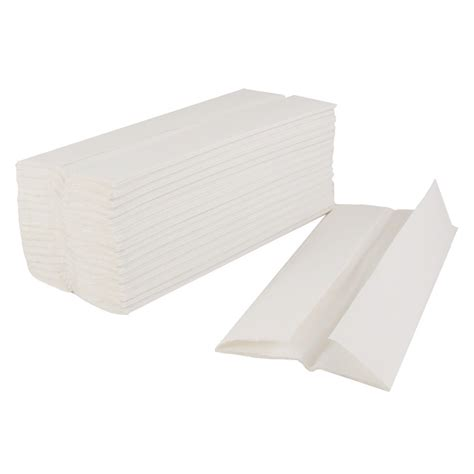 White C Fold Paper Towels - safepro white c fold paper towels 2400 ebay