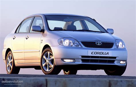 For Toyota Corolla Toyota Corolla Sedan Specs 2003 2004 Autoevolution