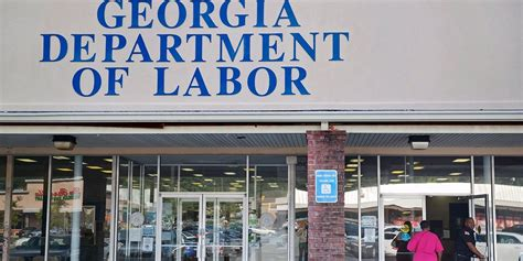 Unemployment Office Ga by Metro Atlanta Unemployment Rate For September Was 5