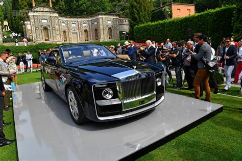 sweptail rolls royce real life photos of the rolls royce sweptail