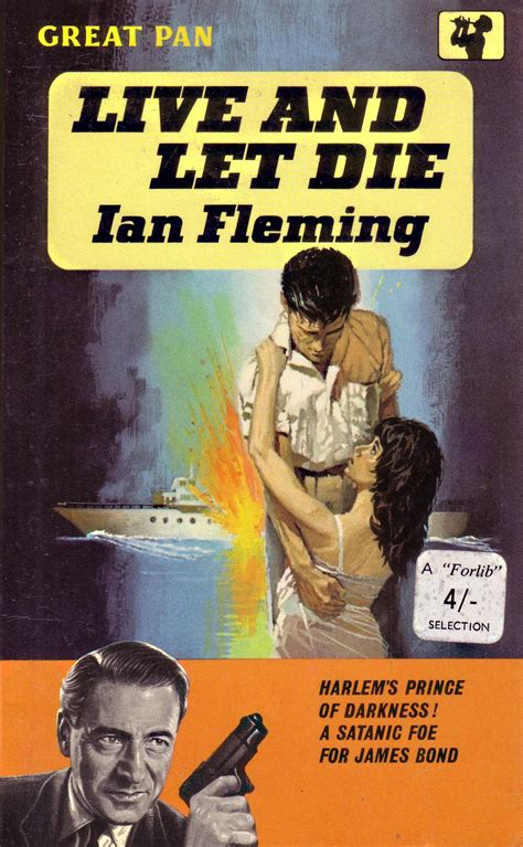 just let me live books live and let die 1961 pulp covers