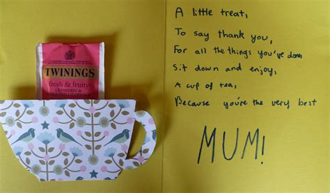 mothers day cards ideas mother s day cards and gifts to make netmums blog