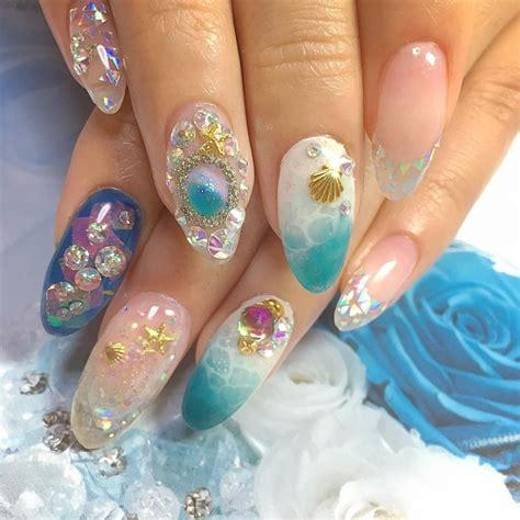 aquarium design nail art 21 aquarium nail art designs ideas design trends