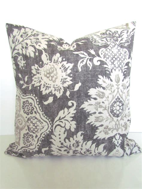 Gray Throw Pillows Gray Pillows Grey Throw Pillow Covers Pillows Grey