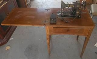 singer sewing machine desk cocinacentral co