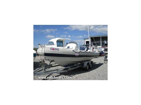 inflatable boats devon ribeye 650 sport in devon inflatable boats used 61029