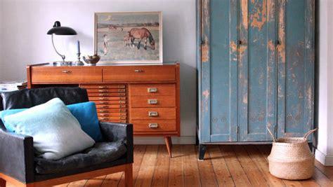 wohnung vintage wohnen im retro stil