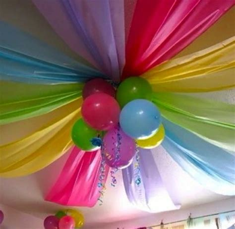 Decorate Birthday by 5 Practical Birthday Room Decoration Ideas For