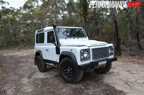 land rover defender off road get last automotive article 2015 lincoln mkc makes its