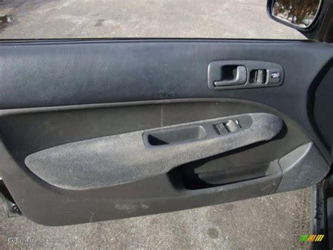 1997 honda civic hx coupe door panel photos gtcarlot