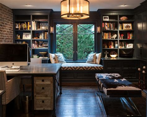 high design home office expo 50 best industrial home office ideas houzz