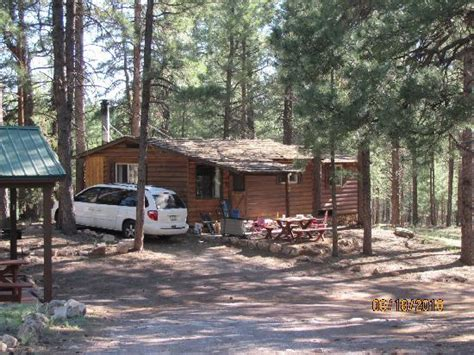 Arizona Mountain Inn Cabins Flagstaff Az by View Of Our Cabin No 2 Picture Of Arizona Mountain Inn