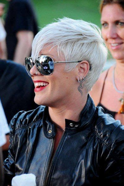 prominents gray hair pink alecia beth moore better known by her stage name