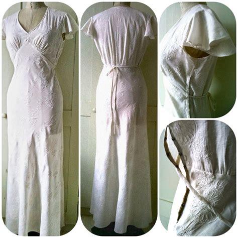 dress pattern nightdress nightgowns sew veravenus