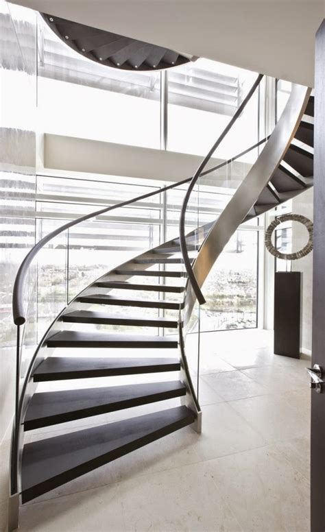 Helical Stairs Design Modern Stairs Designs Ideas Catalog 2016