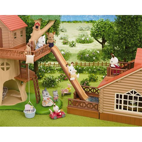 calico critters tree house calico critter adventure tree house stevensons toys