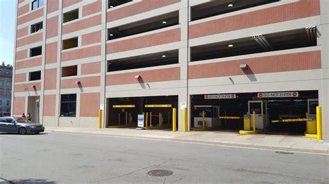 garage car park greektown garage parking in detroit parkme