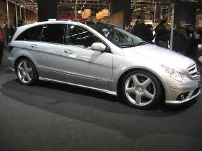 mercedes r class price modifications pictures
