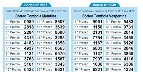 quiniela nocturna de hoy en tucuman 22 08 16 resultados de la quiniela de tucum 225 n del s 225 bado 07 de