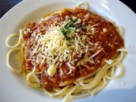 cara membuat cakwe yang cepat cara membuat spaghetti bolognese yang enak youtube
