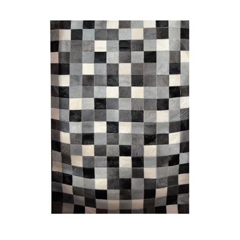 Tapis Noir Blanc Gris by Tapis Gris Blanc Noir Maison Design Wiblia