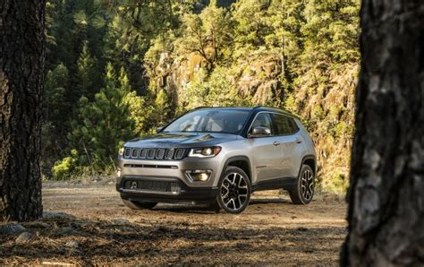 Jeep Suv Lineup 2017 Jeep Compass Launched In La New Small Suv For