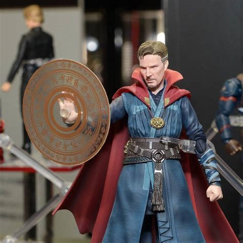 sh figuarts doctor strange iron 1 more revealed