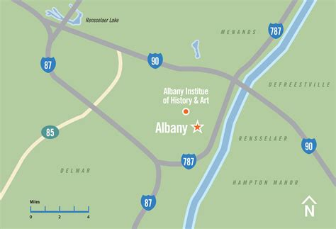 maps local albany maps regional maps albany institute  history  art