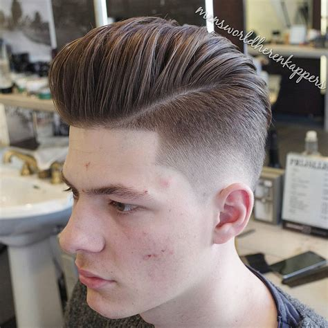 hair side part thin ugly side part haircuts 40 best side part hairstyles for men