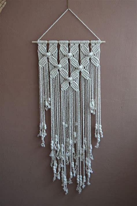 Macrame Modern - home decorative modern macrame wall hanging ebay