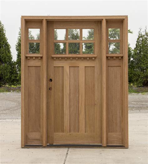 Craftsman Door Dentil Shelf by Craftsman Doors With Dentil Shelf
