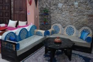 prix salon marocain occasion
